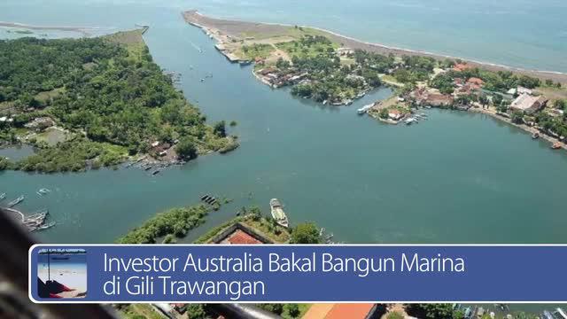 Daily TopNews hari ini akan menyajikan berita seputar investor Australia bakal bangun Marina di Gili Trawangan, dan kisah pilu pengungsi Suriah yang berenang dengan membawa bayi. Bagaimana berita lengkapnya? Simak dalam video berikut