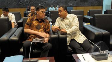 4 Menteri Dipanggil MPR, Ada Apa?