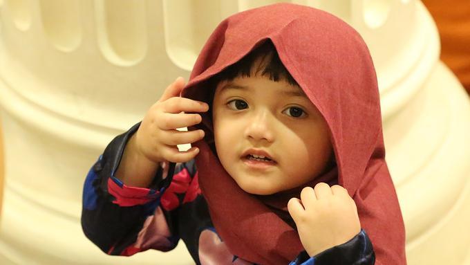 Seperti Apa Sih Tingkah Lucu Dan Menggemaskan Dari Anak Dari Anang Hermansyah Dan Ashaty Arsy Bambang E Ros Bintang