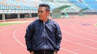 Kapten Persebaya, Rendi Irwan. (Bola.com/Aditya Wany)