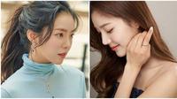 Irene Red Velvet dan Lee Chae Eun (Sumber: Kapanlagi dan Twitter/@RVsmtown)