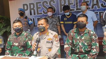 Suara Knalpot Bising Pemicu Penusukan Anggota TNI di Depok