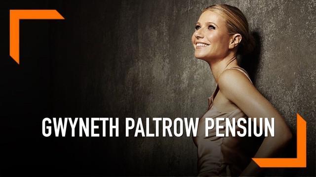 Aktris Gwyneth Paltrow memutuskan keluar dari Marvel pada tahun ini. Avengers: Endgame akan menjadi filmm terakhir Gwyneth dengan Marvel.