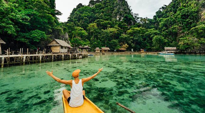 Coron Island.