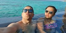 Ernest Prakasa dan Meira Anastasia (Instagram/meiranastasia)