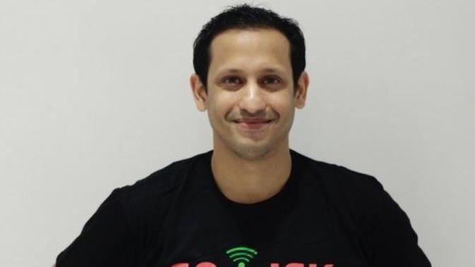 Nadiem Makarim, Founder dan CEO Go-Jek Indonesia