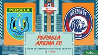Shopee Liga 1 - Persela Lamongan Vs Arema FC (Bola.com/Adreanus Titus)