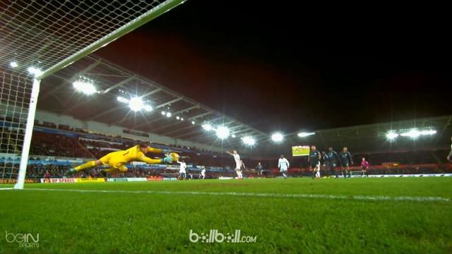 Berita video daftar penyelamatan terbaik pekan ke-17 Premier League 2017-2018. This video presented by BallBall.