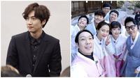 Lee Kwang Soo dan Member Running Man (Sumber: Instagram/sbs_runningman_sbs/masijacoke850714)