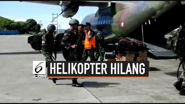 TNI memperluar pencarian hilangnya helikopter MI-17 hingga ke distrik Airu dan Lereh di Kabupaten Jayapura. Selain mengerahkan tim udara, TNI juga mengirim tim darat untuk melakukan pencarian.