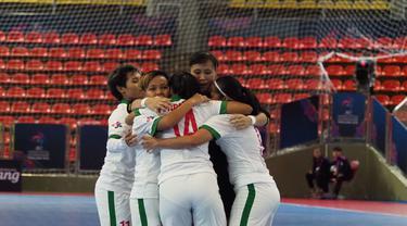 Timnas Futsal Indonesia putri, Kejuaraan AFC Futsal Wanita 2018