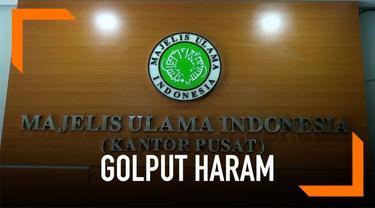 Majelis Ulama Indonesia (MUI) mengimbau seluruh masyarakat menggunakan hak pilihnya pada perhelatan demokrasi tersebut.