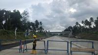 Pembangunan Jalan Tol Manado-Bitung dilanjutkan. Dok Kementerian PUPR