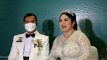 Joy Tobing Dinikahi Kolonel TNI Setelah 8 Tahun Menjanda