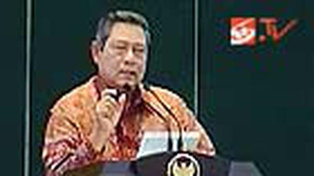 Hari Lahir Pancasila diperingati di Gedung MPR/DPR, Jakarta. Dalam pidatonya, Presiden SBY membedah tujuh pokok pikiran pidato Presiden Soekarno pada 1 Juni 1945.