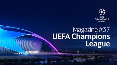 Berita Video Magazine Liga Champions,  melihat perjalanan panjang Ronaldo di Liga Champions, dari PSV Eindhoven  hingga Real Madrid
