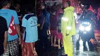 Kebakaran di Randudongkal, Pemalang, seorang nenek tewas mengenaskan. (Foto: Liputan6.com/Polres Pemalang/Muhamad Ridlo)
