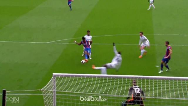Berita video kemenangan Crystal Palace dengan 5 gol saat menghadapi Leicester City dalam lanjutan Premier League 2017-2018. This video presented by BallBall.