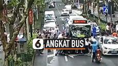 vertical bus