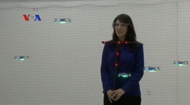 Kemungkinan tabrakan antar drone atau dengan pesawat terbang lain menjadi masalah serius, karena itu para ilmuwan mencoba mencari solusinya.