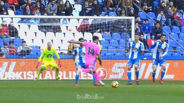 Berita video highlights La Liga antara Deportivo La Coruna Vs Levante 2-2. This video is presented by Ballball.