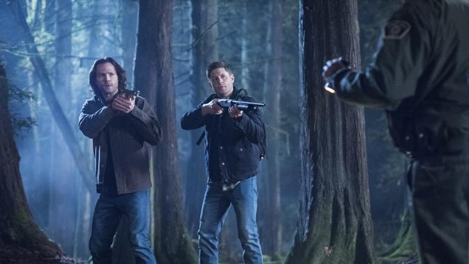 tayang sejak 2005, serial supernatural akhirnya tamat