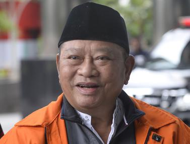 Bupati Sidoarjo Saiful Ilah Kembali Jalani Pemeriksaan Lanjutan