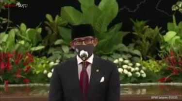 Sandiaga Uno resmi dilantik sebagai Menteri Parekraf oleh Presiden Jokowi hari Rabu (23/12). Dalam pernyataan pertamanya, ia bercerita soal kebingungannya saat dihubungi lewat sambungan telepon.