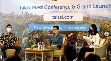 Talasi Ciptakan Produk Pertanian Berkonsep Berkelanjutan dan Memberdayakan Masyarakat Lokal