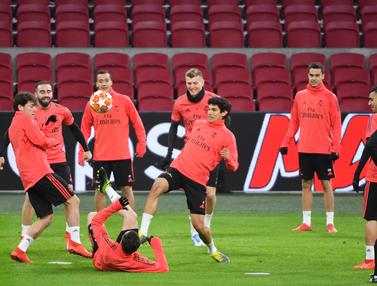 Real Madrid Latihan