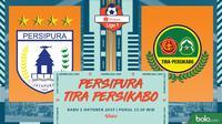 Shopee Liga 1 - Persipura Jayapura Vs Tira Persikabo (Bola.com/Adreanus Titus)