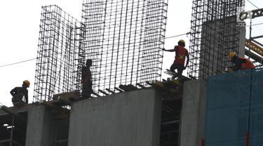 Pekerja Konstruksi Bersertifikat Masih di Bawah 10 Persen