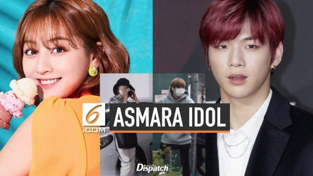Agensi resmi yang menaungi Kang Daniel dan Jihyo memberikan pernyataan bahwa mereka berdua memang berpacaran.