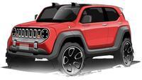 Jeep kembangkan SUV kompak yang siap diperkenalkan pada 2020. (Autocar India)
