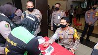 Polri sumbangkan 29.722 kantong darah ke PMI Jakarta (Istimewa)