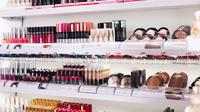 Ilustrasi gerai produk kosmetik (iStockphoto)