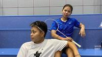 Ganda putri Indonesia Greysia Polii / Apriyani Rahayu akan menjadi wakil Indonesia pada cabang bulu tangkis Olimpiade Tokyo 2020. (foto: PBSI)