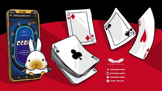 Poker Garuda Game Online Untuk Turunkan Stres Dan Hiburan Saat Pandemi Corona Melanda E Sports Bola Com