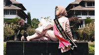 Lulus Kuliah 2 Tahun 11 Bulan di ITB, Ini 7 Potret Cantik Diandra Keponakan Maia Estianty (sumber: Instagram.com/diandramarsha)