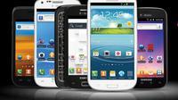 Smartphone Samsung Galaxy (androidauthority.com)