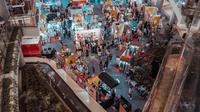 WTF Market Jakarta 2019 digelar di PIK Avenue Mall (Dok.WTF Market Jakarta 2019)