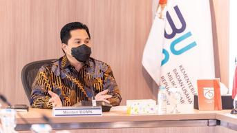 Erick Thohir Prediksi Pendapatan Negara Masih Stagnan di 2021