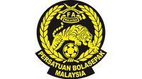 Logo Asosiasi Sepak Bola Malaysia (FAM). (Bola.com/Istimewa)