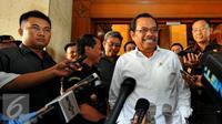 Jaksa Agung HM Prasetyo. (Liputan6.com/Yoppy Renato)