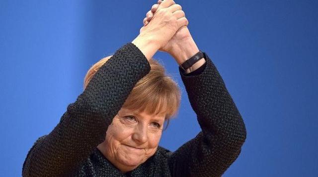 Kanselir Jerman Angela Merkel (AP Photo/Martin Meissner, File)