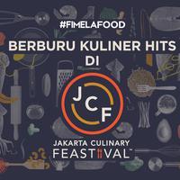 Berburu Kuliner Hits di Jakarta Culinary Feastival 2019