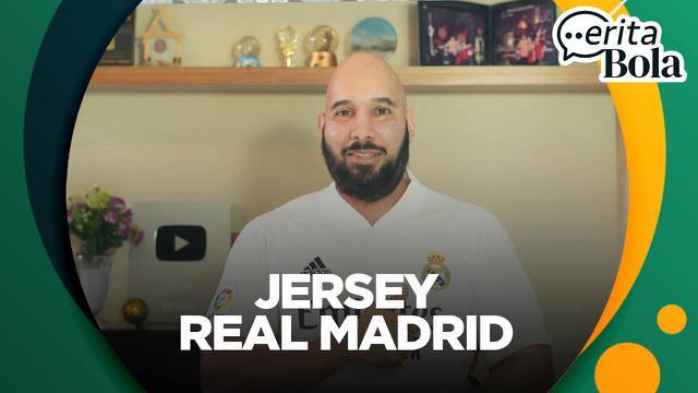 Cover Cerita Bola Binder Singh soal jersey Real Madrid dan Luis Milla (dok. pribadi)