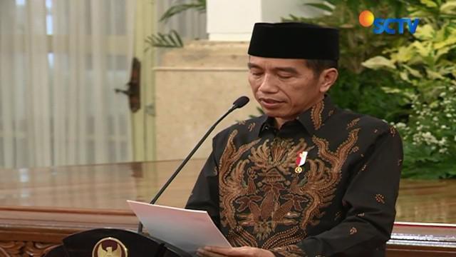 Presiden juga meminta umat islam untuk tetap berpedoman pada Alquran di era digital saat ini agar tetap bisa berkompetisi dengan negara lain.