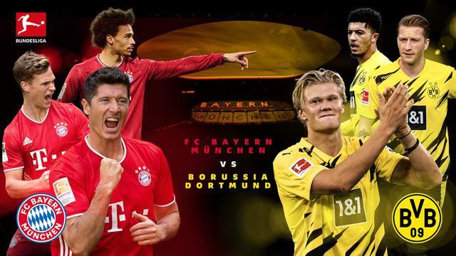 Berita Video Melihat Kembali Deretan Gol Spektakuler dari Bayern Munchen dan Borussia Dortmund Jelang Der Klassiker