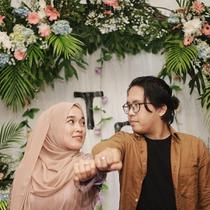 Ririe Fairus dan Ayus Sabyan. (Foto: Instagram @ririe_fairus)